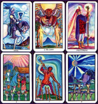Free Tarot Readings