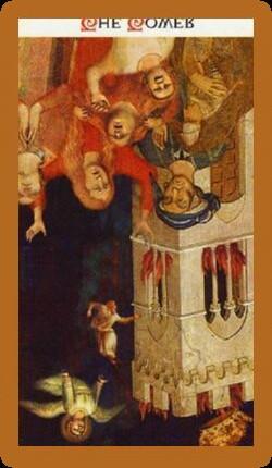 16-The Tower Reversed Thoth Love Tarot Reading – Free Readings 4U
