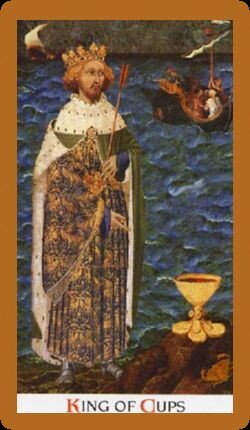 49-Knight of Cups Upright Thoth Love Tarot Reading – Free