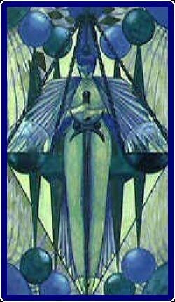 08-Adjustment Thoth Tarot Meanings – Free Readings 4U