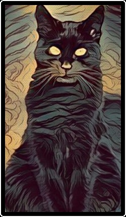 Salem Tarot - The Familiar