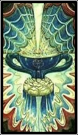 Salem Tarot - Ace of Chalices