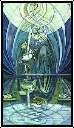 Salem Tarot - Goddess of Chalices