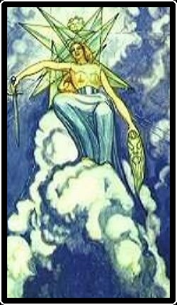 Salem Tarot - Goddess of Athames