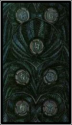 Salem Tarot - Seven of Patens
