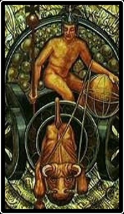 Salem Tarot - Lord of Patens