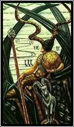 Salem Tarot - Goddess of Patens