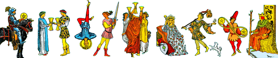 Tarot Horoscope for Pisces Tarotscopes Salem Deck