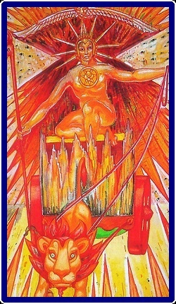 33-Prince of Wands Thoth Tarot Meanings – Free Readings 4U